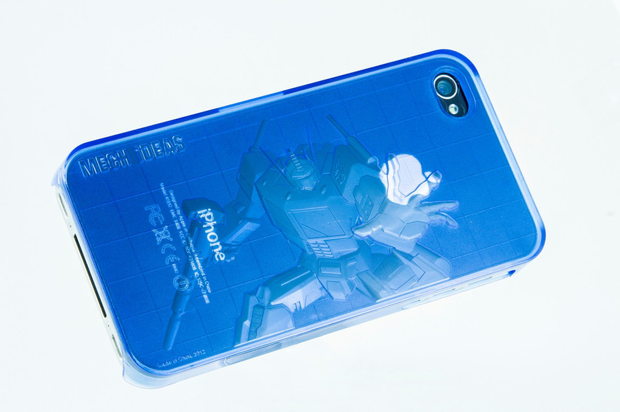Mech Ideas - Robot Leader Inspired iPhone Cases