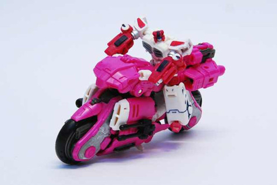 Perfect Effect MOTOBOT PE-DX-01 RC
