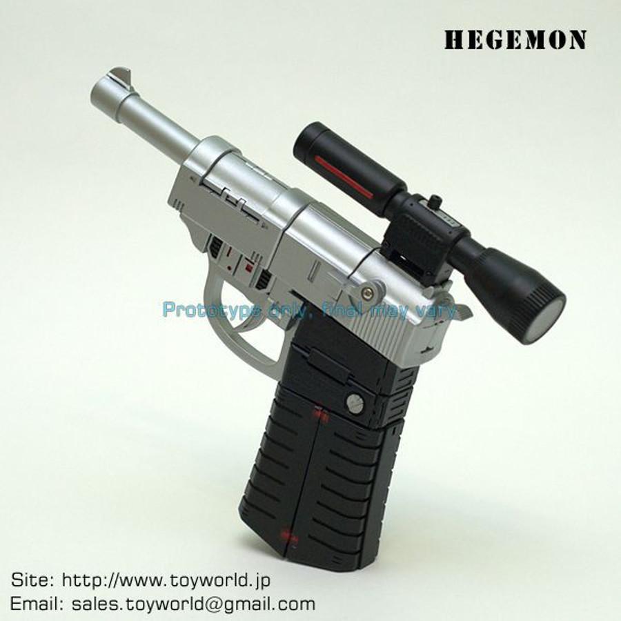 ToyWorld - TW-01 Hegmon