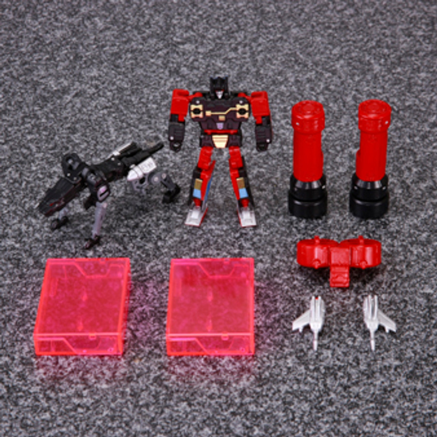 MP-15 - Masterpiece Rumble and Ravage - 2nd Run