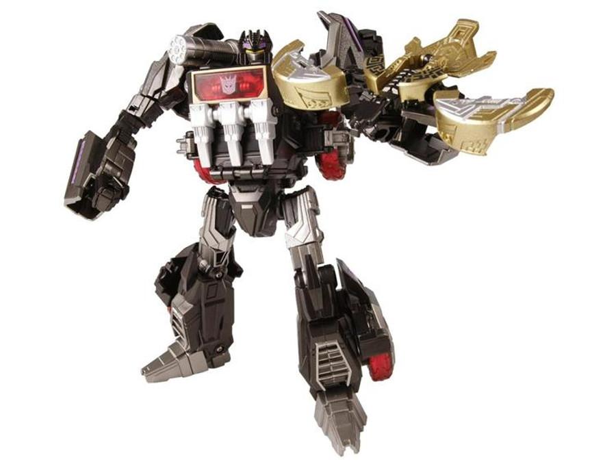 TG14 - Fall of Cybertron Soundblaster & Buzzsaw (Takara)
