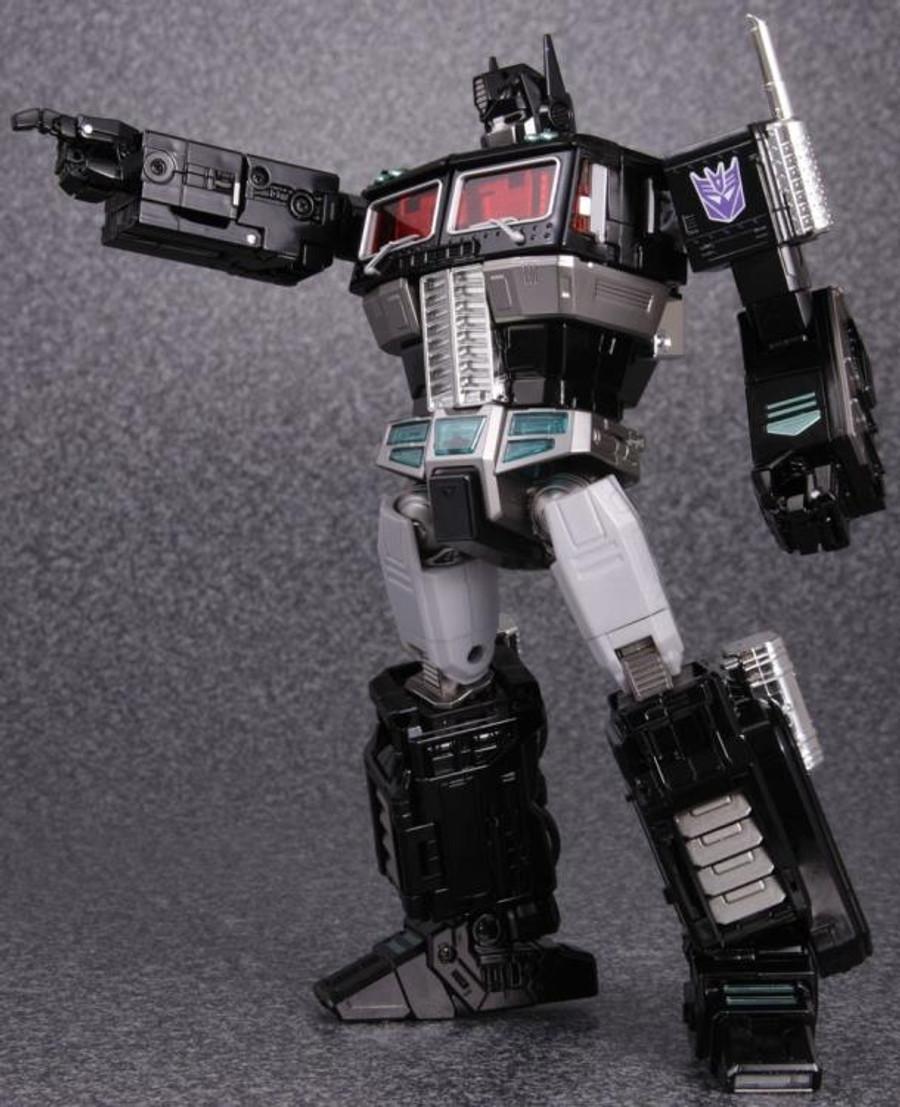 MP-10B Masterpiece Convoy Optimus Prime Black Version (Nemesis Prime)