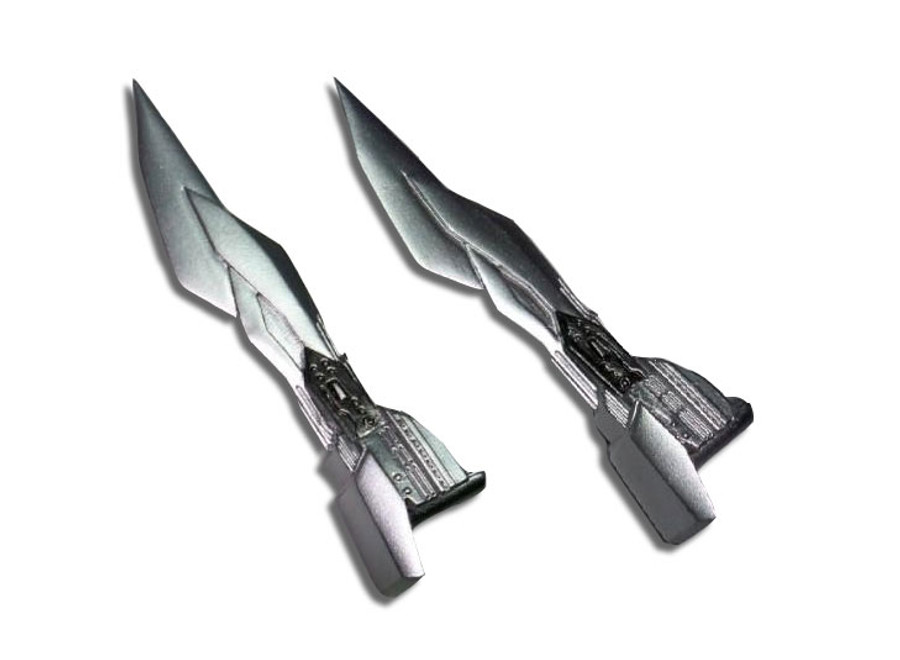 Dr. Wu Double Prime Battle Blades