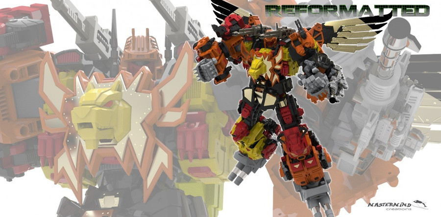 Reformatted 02 - R-02 Talon the Aerial Assaulter (Feral Rex)