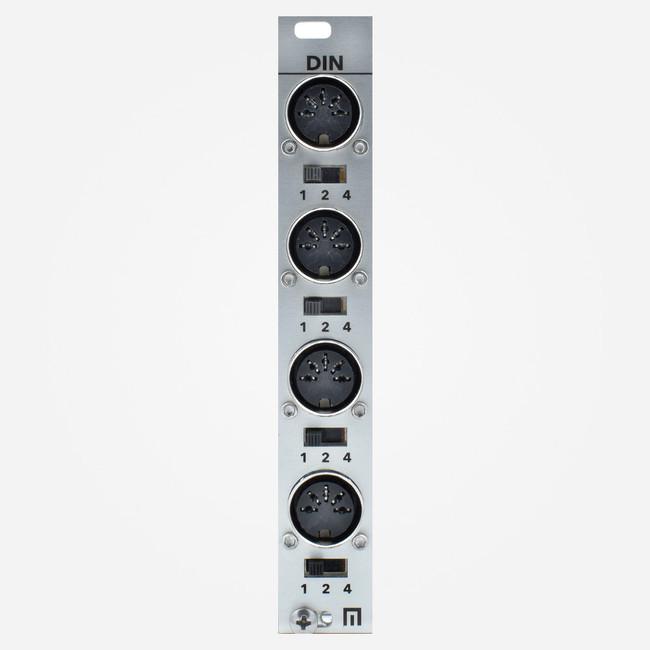 Malekko Sync DIN Sync expander for USB MIDI Eurorack Module