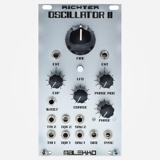 Richter Oscillator II
