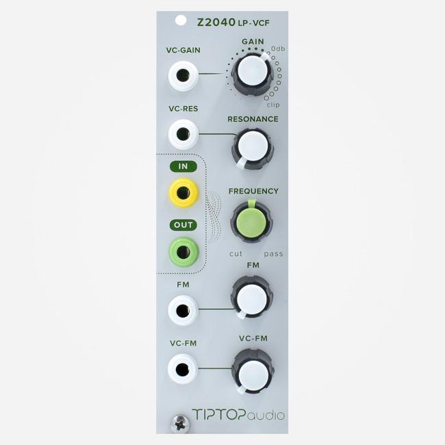 Z2040 4-Pole VCF mkII