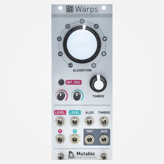 Mutable Instruments Warps Eurorack Module