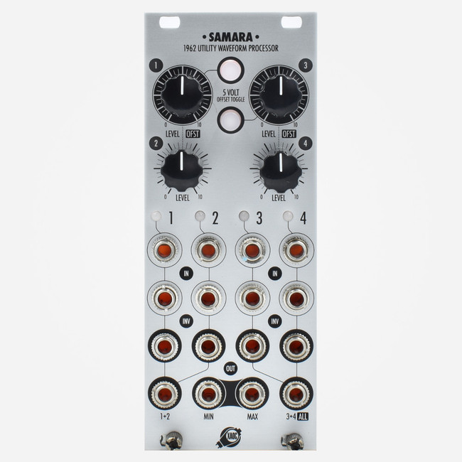 Xaoc Devices Samara Eurorack Voltage Processor Module