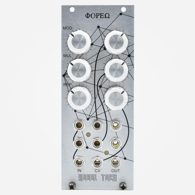 Rebel Technologies PHOREO Eurorack Trigger to Gate, Multiplier, and Burst Generator Module