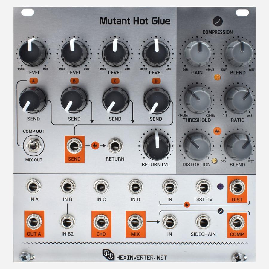 Mutant Hot Glue