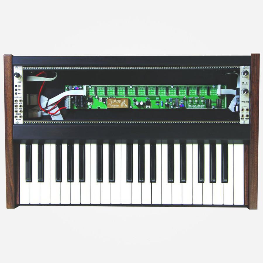 WMD Super 37 Monolith Eurorack Keyboard Case Front