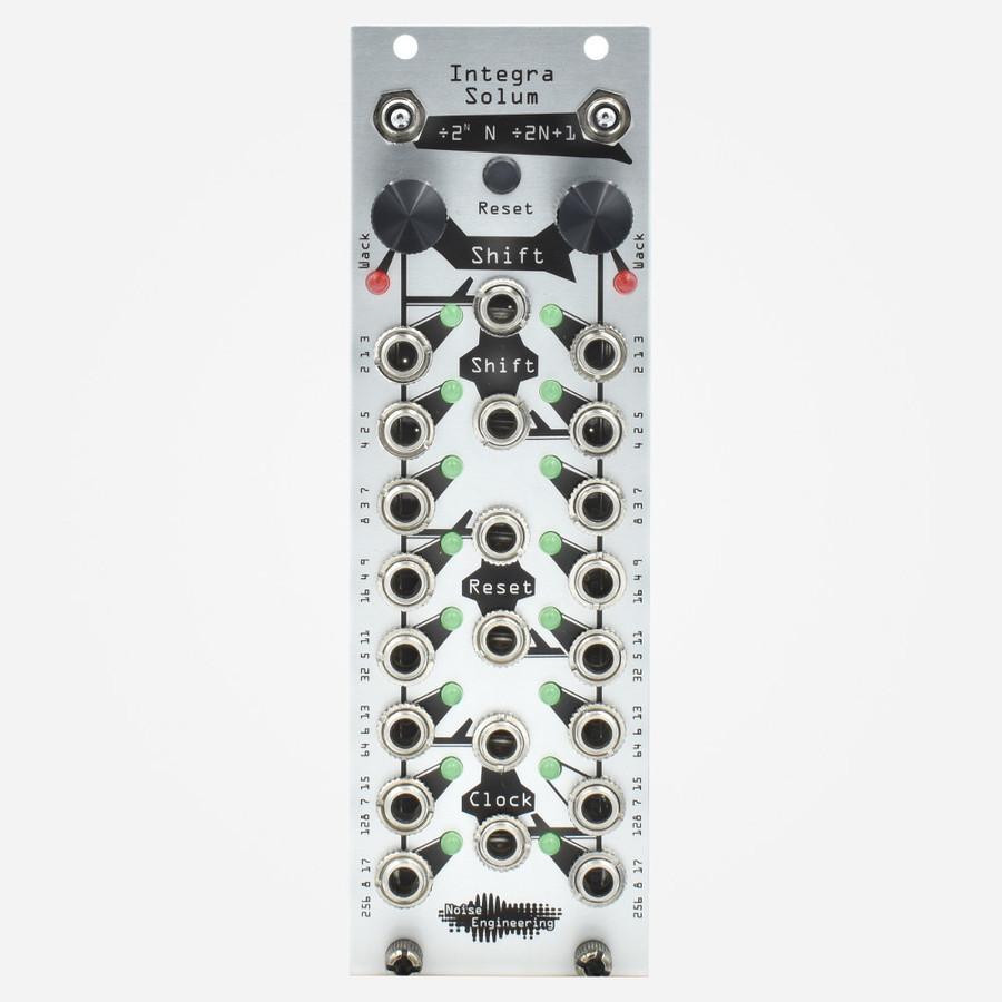 Noise Engineering INTEGRA SOLUM Eurorack Playable Clock Divider Module