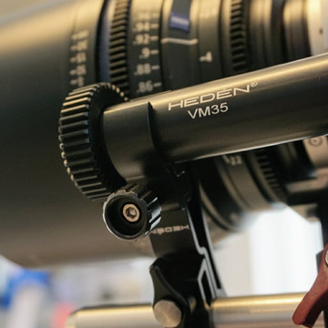 Heden™ VM35 Rod-mount for 15mm rods