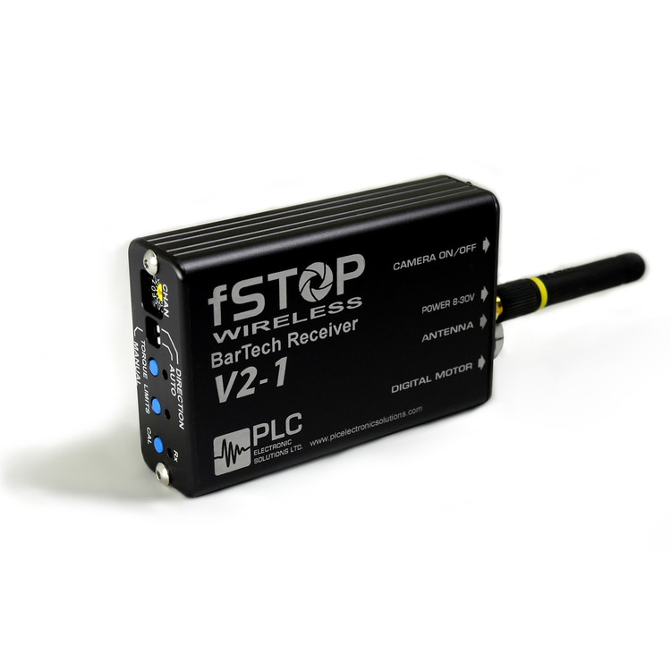fSTOP Wireless V2-1 BarTech Receiver