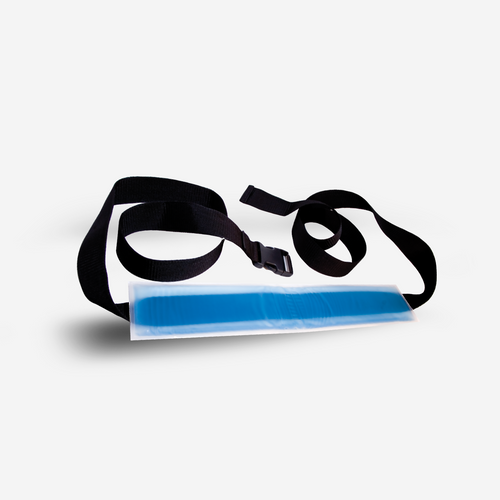 "GP- 5350 Gel Padded Patient Safety Strap (3½"" x 20"" x ⅜"")"