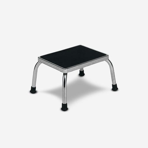 ST-8200  Chrome Footstool