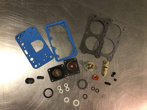 Willy's 2 Barrel Master Rebuild Kit- Gas