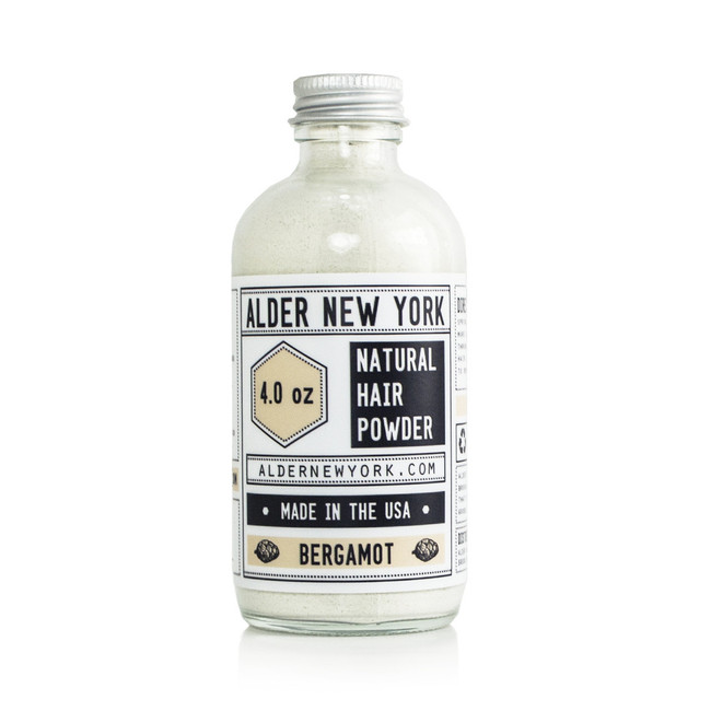Bergamot Natural Hair Powder