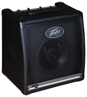 "Peavey	KB2 Keyboard Amp	 Keyboard Amp 3 Channel, 50W 10"" Speaker"