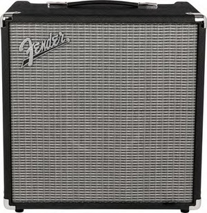 "Fender	Rumble 40	 40W 1x10"" Bass Combo Amplifier"