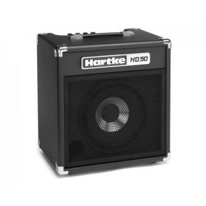 "HartkeHD50 50W 1x10"" Bass Combo Amplifier"