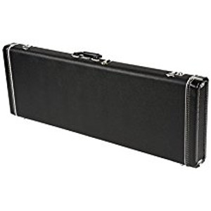 Fender	099-6101-306 Hardshell Stratocaster®/Telecaster® Electric Guitar Case in Black