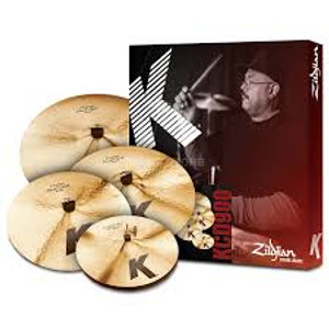 Zildjian KCD900 K Custom dark cymbal set 5 PC
