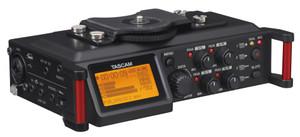 Tascam DR70D 4-Channel Portable Linear PCM Recorder for DSLR