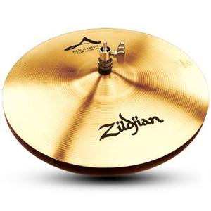 """Zildjian 14"""" A Zildjian Rock HiHat pair A0160"""
