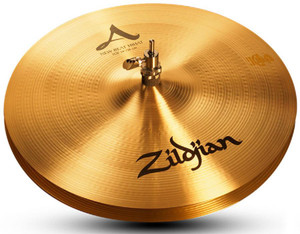 Zildjian A Zildjian New Beat Hi-hat pair-15""