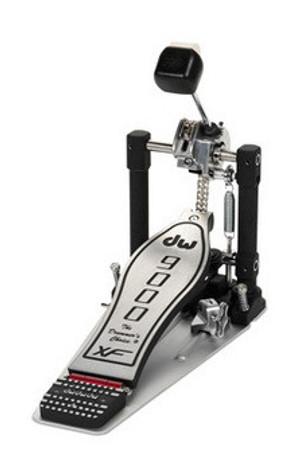 Drum Workshop DW9000 single pedal w/ bag