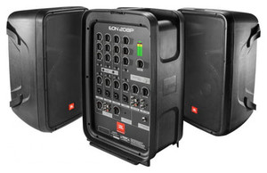 JBL 300W Packaged PA System EON208P