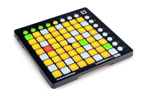 Novation Launchpad Mini MK2 Mini Grid Controller with 64 Trigger Pads for Ableton Live
