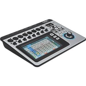 QSC TouchMix8  8 Channel Compact Digital Mixer