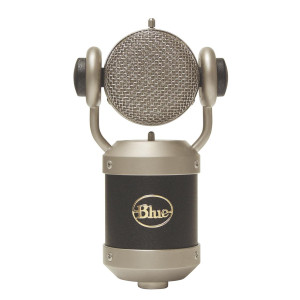 Blue Mouse Condenser Mic with Larger-than-Life Bottom End