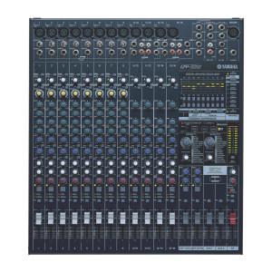 Yamaha EMX5016CF Powered Mixer 16ch, 500W