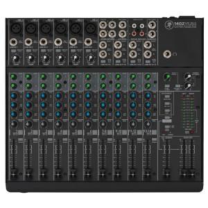 Mackie 1402VLZ4 14-Ch Compact Mixer
