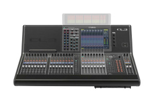 Yamaha CL3 64 Mono + 8 Stereo Digital Mixer without Meter Bridge