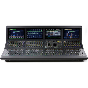 Avid VENUE S6L-32D-144 Live Mixing System with S6L-32D Control Surface and E6L-144 Processing Engine