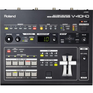 Roland V40HD Multi-format Video Switcher