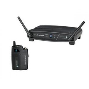 Audio Technica ATW1101H System 10  Series Headworn Digital Wireless System (PRO 8HEcW)