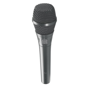 Shure SM87A Handheld Condenser Microphone (Supercardioid)