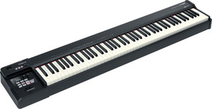 Roland	A88 88-Key MIDI Keyboard Controller in Black