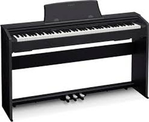 Casio PX770BK Privia 88 Key Digital Piano - Black