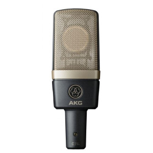 AKG C314 Multi-Pattern Condenser Professional Microphone