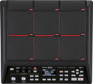 Roland	SPDSX  Electronic Percussion Sampling Pad