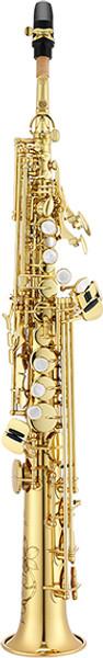 Jupiter JSS1000 intermediate soprano saxophone