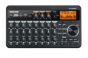 Tascam	 DP008EX  8-Track Portastudio Recorder with FX