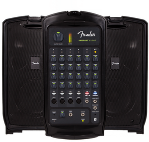 Fender	Passport EVENT 7 Channel 375 Watt Portable PA System with Bluetooth